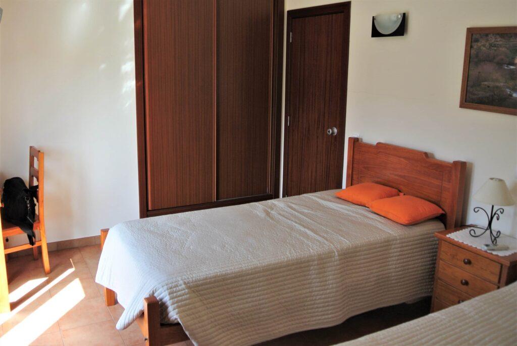 Hotel Beira Rio ツインベッドルーム