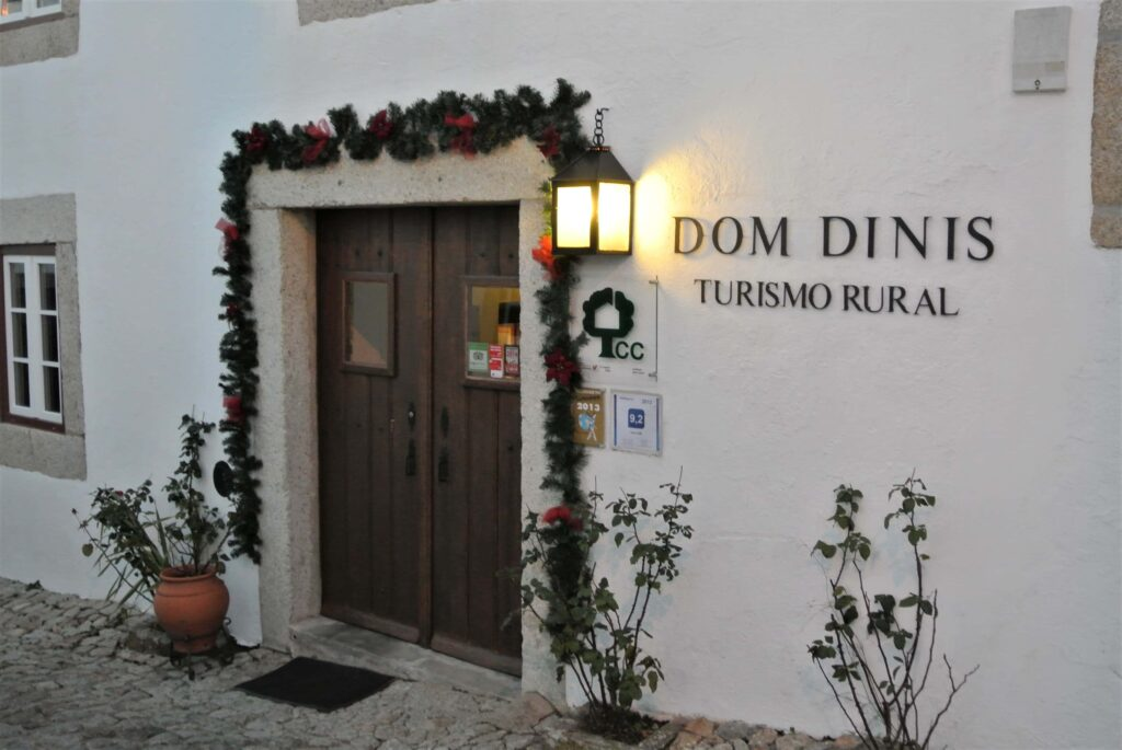 Dom Dins Marvaoホテルエントランス